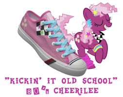 80's Cheerilee shoes by DoctorRedBird