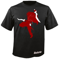 IBackstab T-Shirt by Doujio