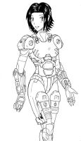 Pilot Class Armour Minus by carnagefiend