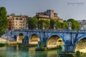 Rome HDR 2 by agelisgeo