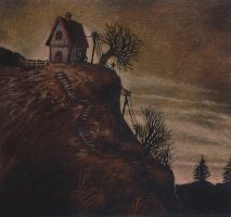 The House upon the Hill by LtKije
