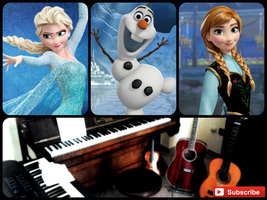 Let It Go - Frozen Cover Orchestra Teaser by DeviantMatty95