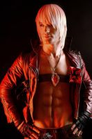 Taste The Blood - Dante - Devil May Cry 3 Cosplay by LeonChiroCosplayArt