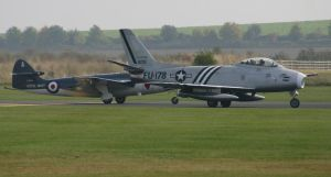 f86 sabre mk1a  ready to roll by Sceptre63