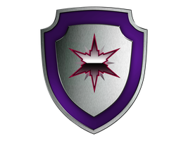 Twilight Sparkle Shield of Honor TRANSPARENT by SwedishRoyalGuard
