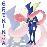 Greninja Joins the Battle!!! by Some1smarter
