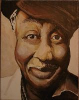 Mr. Muddy Waters by kyleDA