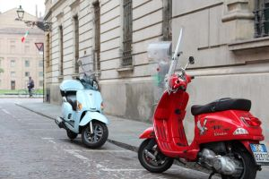 Mopeds of Parma by winter-of-hearts