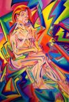 Futurist Nude 3 by archambers