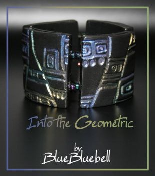 Into the geometric by BlueBluebell