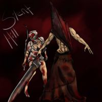 Silent Hill by SpaceDementia49