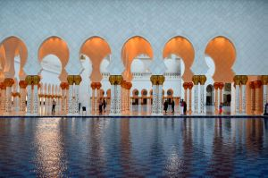 Grand Mosque III by suffer1