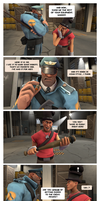 Strict Soldier's guide for MvM: Scout (part 2) by Menaria