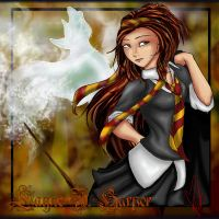 Layne of Gryffindor by RadiantBliss