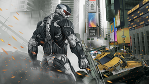 Crysis 2 by DA-SteelCat