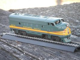 EMD F7 by Athearn by TomRedlion