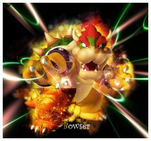 Bowser by Neeeksy