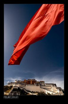 The Tibet Issue by FelixTo