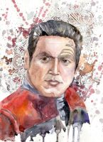 Chakotay. Star Trek: Voyager by MoraShadow