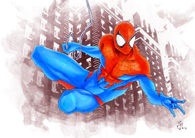 Spider-Man: House of M by aquaticpig