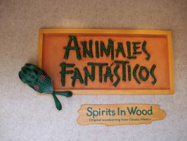EPCOT: Animales Fantasticos by wilterdrose-stock