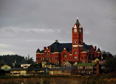 Jefferson County Courthouse by TRunna