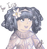 Gift Art for Iris on Gaia by TheQuietWriter