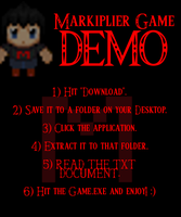 Markiplier Game DEMO! V1.5 by Art-of-KBMiller