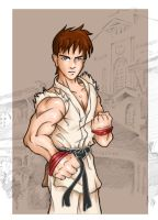 Son of Ryu by rizal82