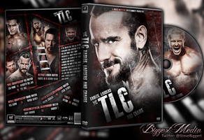 WWE TLC 2011 Cover V1 by BiggertMedia