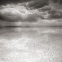 The salt lake VI by etchepare