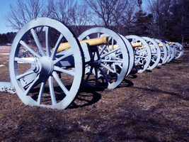 cannons by toxicdots