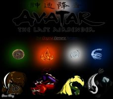 Avatar-first-benders by Stevewray11