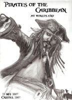 Jack Sparrow by Xtell
