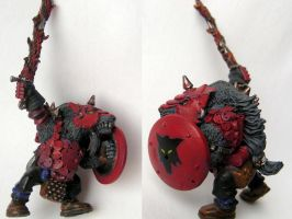 Wolfman conversion by maxxev