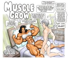 Muscle Grow 01 by MUS1969