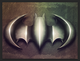 Batman Emblem by Skybrix