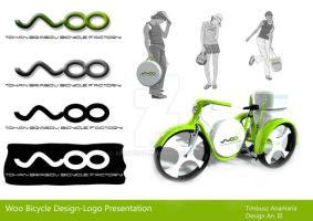 Tricycle logo concept by anna1984