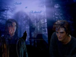 Jacob or Edward? by VampyreAngel87