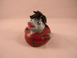 Marshal Lee Duck by spongekitty