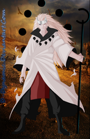 Madara-Deal-With-It Coloured by D-Dynamic