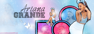 ++Ariana Grande++ by pame13editions