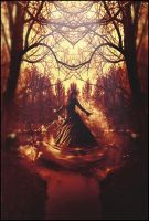 lady of the fire by fenrir-br
