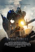 Transformers 4 Poster by trialsgirl10
