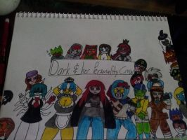 Full Crew by DAQueenRuler