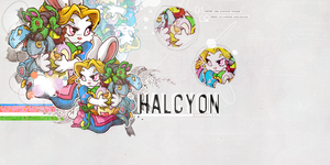 Halcyon by silentcrash