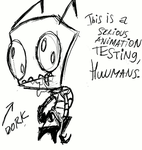 ZIM TACO AND STUFF animation (FINALLY!) by KP by KnockPainter