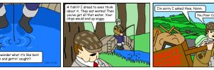 Summer Wine Comic-5 by MST3Claye