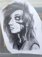 Andy Biersack by GiveMeMusic