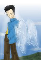 FMA: Hughes Angel by galaxyofgover